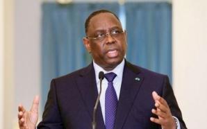 Coronavirus : Selon Macky Sall, le Sénégal n'a pas les…