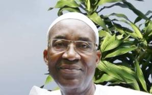 Le Président de l'UDC, Dr Adamou Ndam Njoya est décédé