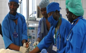 Cameroun : 42 personnels soignants de la région du Littoral…