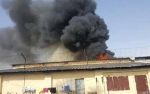 Drame : Un incendie à la Prison Centrale de Douala…