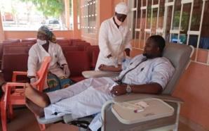 Garoua: Des poches de sang frais pour la banque de…