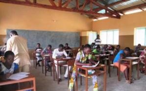 Concours d'entrée en 6ème : Les élèves du primaire affrontent…