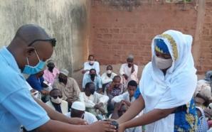 Garoua : 300 kits d'hygiène et équipement de protection contre…