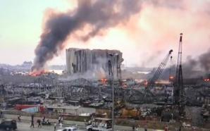 Explosions à Beyrouth: Au moins 100 morts et près de…