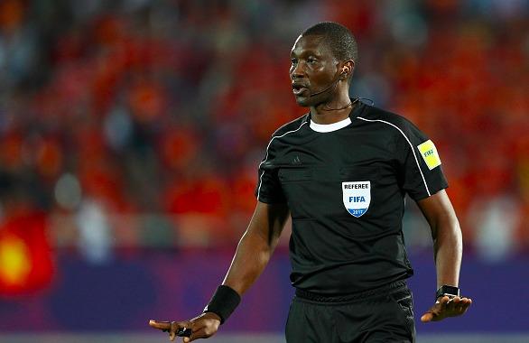 L'arbitre camerounais Alioum Sidi dirigera la finale de la Coupe…