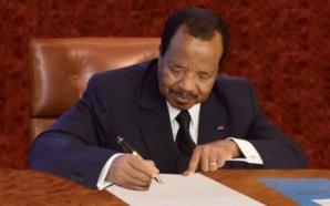 Le président Paul Biya exprime ses condoléances aux victimes de…
