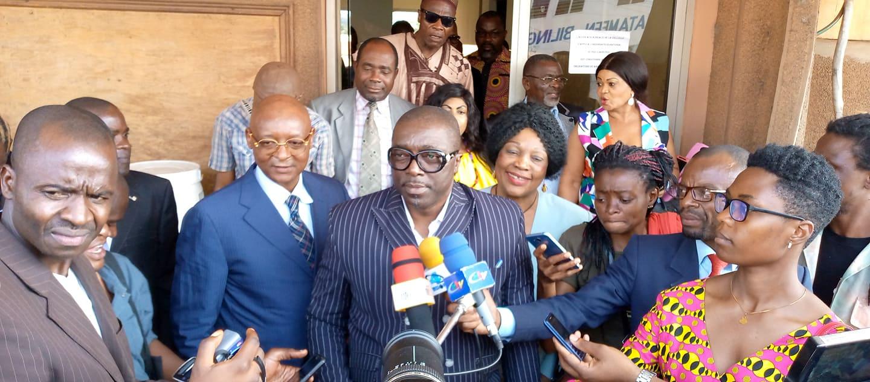 Election au poste de PCA de la SONACAM : Jean…