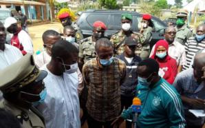 Accident de Ndiki: les Ministres Ngalle Bibehe et Atanga Nji…