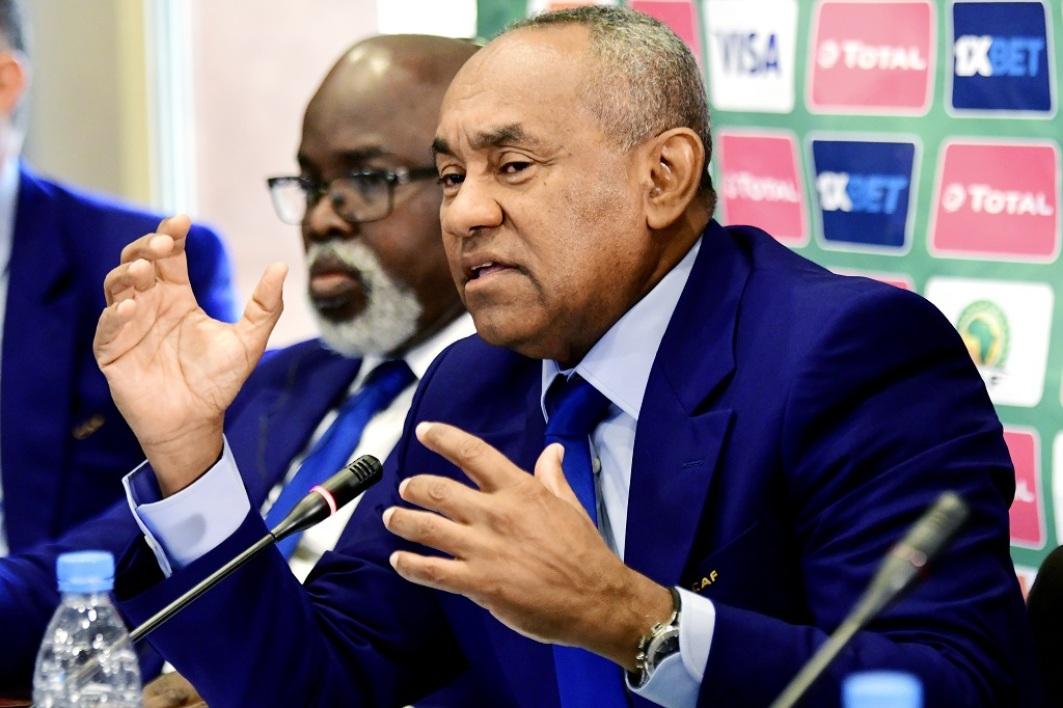 La candidature d'Ahmad Ahmad recalée par la CAF