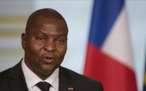 Centrafrique: le président sortant Touadéra réélu avec 53,92% des voix