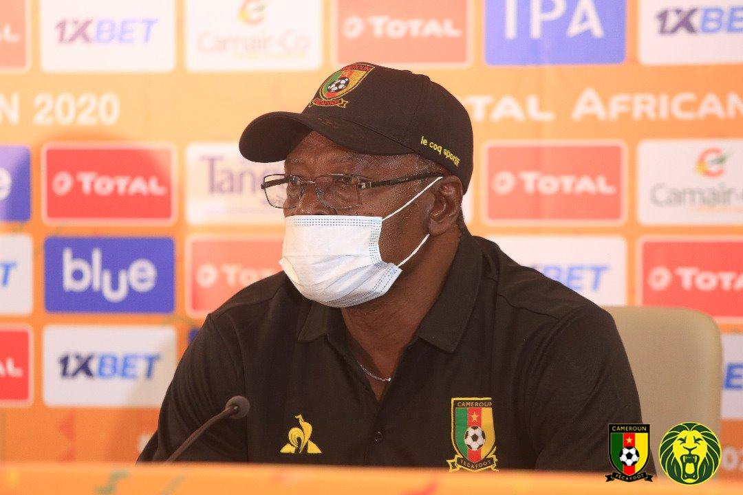 Martin Ntoungou Mpile : « il faudrait que les joueurs…
